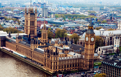 英国国会大楼_英国国会大厦(Palace of Westminster)_中商世界游CBN Travel MICE